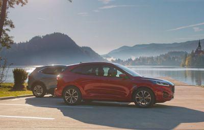 Le nouveau SUV Ford Kuga en tête du tout premier classement Euro NCAP dédié aux aides à la conduite