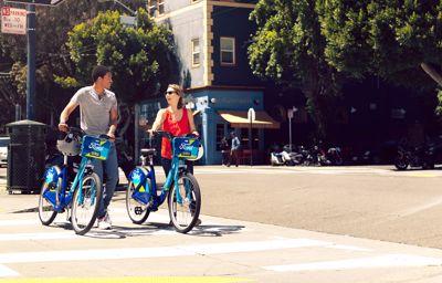 GoBike Ford : location de vélos en libre service aux USA
