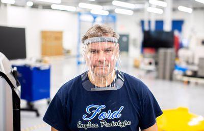 Aux États-Unis, Ford s'associe à 3M et GE Healthcare pour la production de respirateurs et de masques