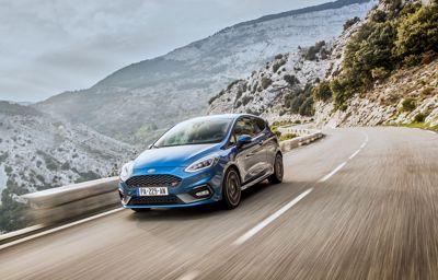La toute nouvelle Ford Fiesta ST disponible en deux versions à partir de 23 200 €
