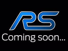 Ford va dévoiler la nouvelle Focus RS en direct sur le Web