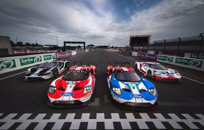Pour sa dernière en WEC, Ford propose de suivre la mythique course des 24 Heures du Mans en direct vidéo