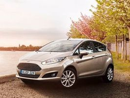 Ford Fiesta, N°1 des citadines en Europe