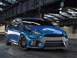 Ford dévoile la toute nouvelle Focus RS