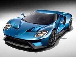 Ford annonce la future Ford GT au salon de Détroit