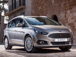 Le tout nouveau Ford S-MAX est disponible à la commande dès aujourd'hui