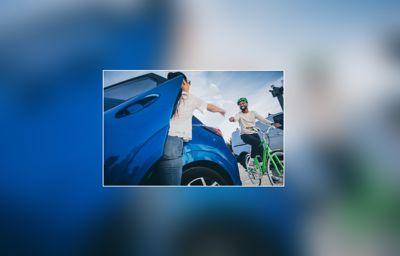 Étude Ford : 89% des cyclistes se sont déjà sentis en danger sur la route