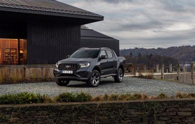Musclé et super-équipé : Ford présente le nouveau Ranger MS-RT