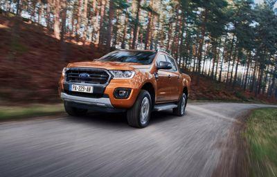 Plus costaud et plus techno, le nouveau **Ford Ranger** entend bien rester le pick-up le plus vendu en Europe