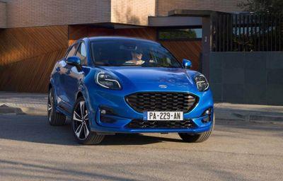 Pour 2020, ford voit la vie en bleu