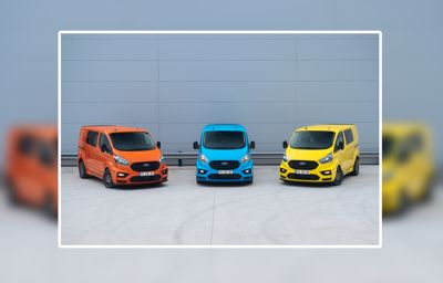Avec Ford, transformez votre utilitaire  en version Rallye