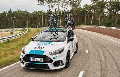Le Tour de France se joue aussi sur 4 roues