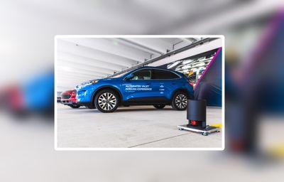 Ford et Bosch testent un système de parking autonome à Detroit