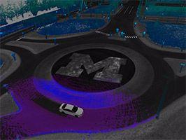 Ford, premier constructeur automobile à tester ses véhicules autonomes à MCity