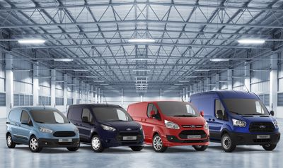 Ford devient leader du marché des utilitaires en Europe et enrichit son offre Business à professionnels