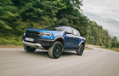 Le Ford Ranger Raptor, le pick-up de l'extrême, exhibe ses muscles à la Gamescom et débarque en France en 2019