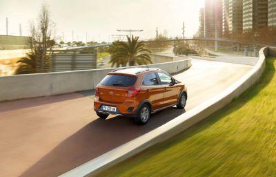 Ford dévoile les tarifs des nouvelles KA+ Active et Fiesta Active