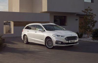 Ford dévoile la nouvelle Mondeo Hybrid SW ainsi que de nombreuses évolutions sur sa grande berline