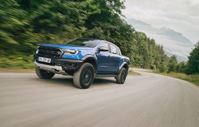 **Nouveau Ranger Raptor** : le super pick-up de Ford débarque en France à partir de 56 550 euros