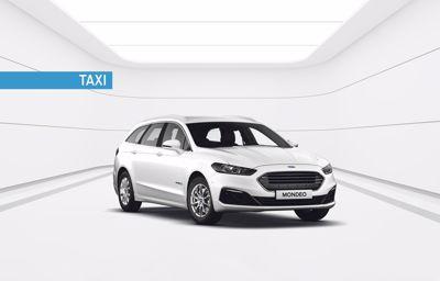 Ford **Mondeo** SW Titanium Business 2.0 Hybrid à partir de 23 890€ HT (1)