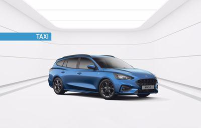 **Focus** SW Taxi Titanium X Business EcoBlue Diesel à partir de 19 590€ HT (1)