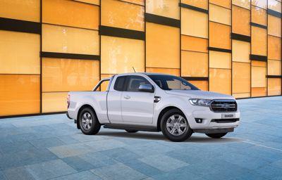 **Ranger** Super Cab XLT EcoBlue Diesel à partir de 275€ HT/mois(1)