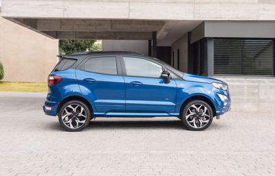 Új Ford EcoSport SUV