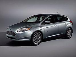 Ford elektromos autók