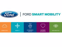 Megalakult a Ford Smart Mobility LLC
