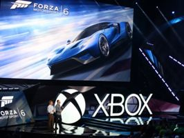 A Ford GT drámai hatású belépője a 2015-üs E3 játékkonferencián