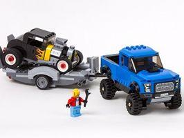 F-150 Raptor és Mustang LEGO készletek