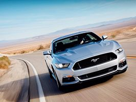 Hangos sikerrel robbant be a köztudatba az új Ford Mustang