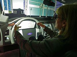 A Ford és a virtuális valóság