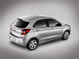 Így néz ki és ezt kínálja majd az új Ford KA