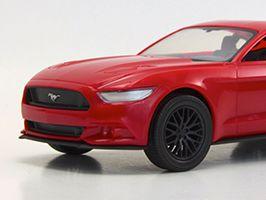 Gyerekek szerelték össze az új Ford Mustangot