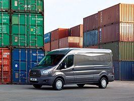 Már megrendelhető a vadonatúj 2 tonnás Ford Transit