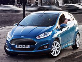 A Ford Fiesta Európa legnépszerűbb kisautója!