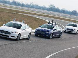Újabb Ford együttműködés az önjáró autók fejlesztése terén