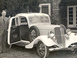 Az idén 80 éve született a mai Pickupok őse, a Ford UTE
