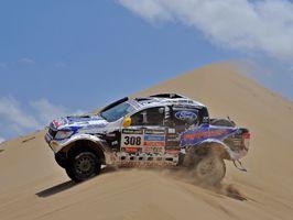 Tovább dübörög a Ford Motorsport gépezete