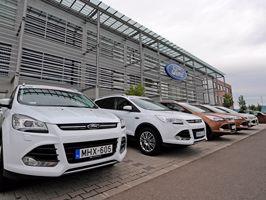 Óránként ad el egy autót a Ford Magyarországon
