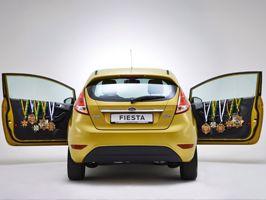 Ismét a Ford Fiesta