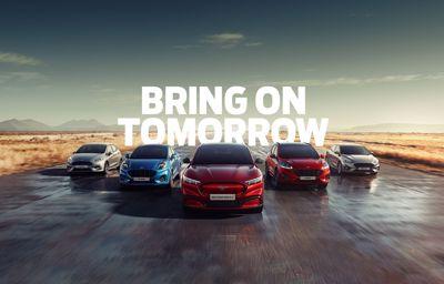 A Ford új 'Bring on Tomorrow' filozófiája
