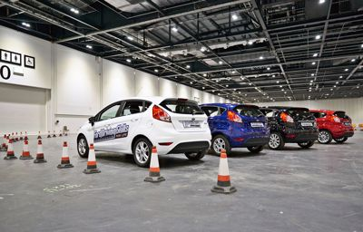 Ford vezetéstechnikai program