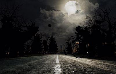 Éjszakai vezetés