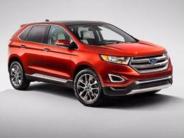 Jövőre érkezik az új Ford Edge Európába
