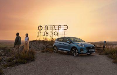 Új Ford Fiesta hibrid