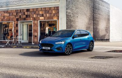 Hibrid hajtásláncú Ford Focus EcoBoost Hybrid