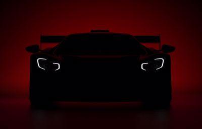 Íme az első kép az új Ford GT szupersportkocsiról, mely a Goodwood Festival of Speed-en mutatkozik majd be