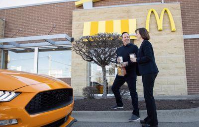 Ford és a McDonald's együtt készítenek autóalkatrészt